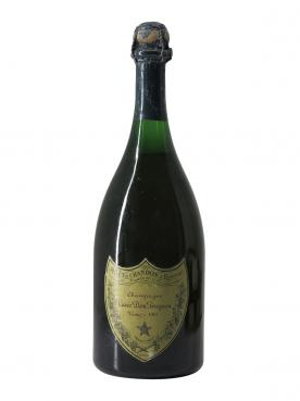 Champagne Moët & Chandon Dom Pérignon Brut 1961 Bottle (75cl)