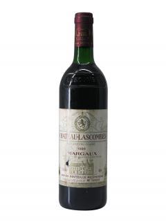 Château Lascombes 1986 Bottle (75cl)