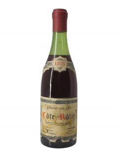 Cote-Rotie Domaine Jasmin 1974 Bottle (75cl)
