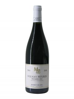 Volnay 1er Cru Les Pitures Morey-Blanc 2018 Bottle (75cl)