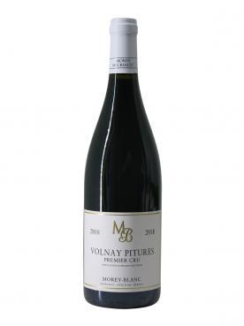 Volnay 1er Cru Les Pitures Morey-Blanc 2018 Bottle (75cl)
