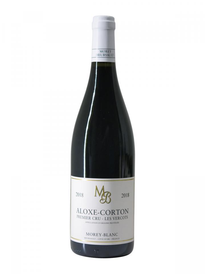 Aloxe-Corton 1er Cru Les Vercots Morey-Blanc 2018 Bottle (75cl)