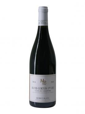Aloxe-Corton 1er Cru Clos du Chapitre Morey-Blanc 2018 Bottle (75cl)