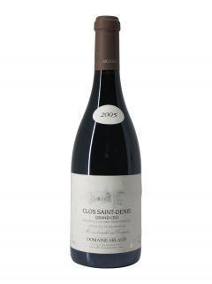 Clos-Saint-Denis Grand Cru Domaine Arlaud 2005 Bottle (75cl)