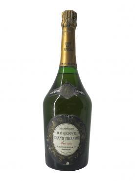 Champagne Alfred Rothschild Grand Trianon 1969 Bottle (75cl)