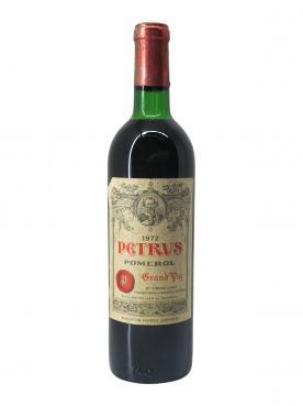 Pétrus 1972 Bottle (75cl)