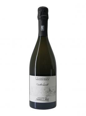 Champagne Nicolas Maillart Montchenot Blanc de Noirs Extra Brut 1er Cru Non vintage Bottle (75cl)