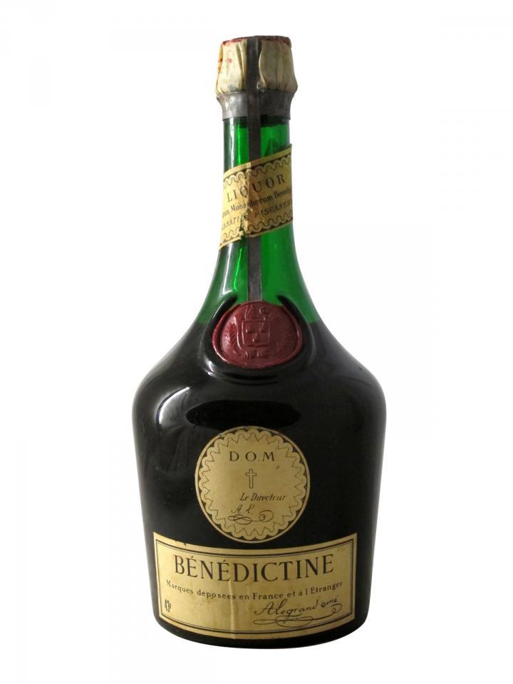 Bénédictine D.O.M Benedictine SA Period 1950's Magnum (150cl)