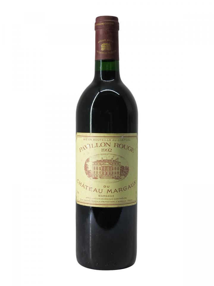 Pavillon Rouge du Château Margaux 1992 Bottle (75cl)