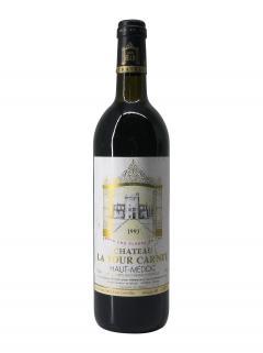Château La Tour Carnet 1993 Bottle (75cl)