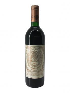 Château Pichon-Longueville Baron 1987 Bottle (75cl)