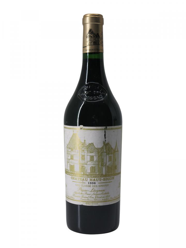 Château Haut-Brion 1998 Bottle (75cl)