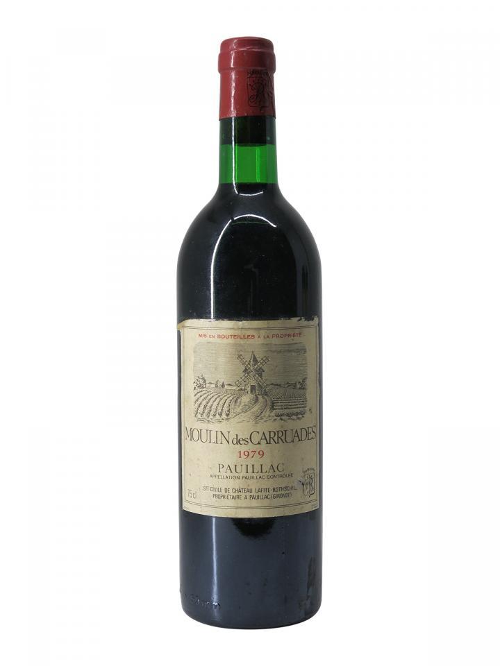 Moulin des Carruades 1979 Bottle (75cl)