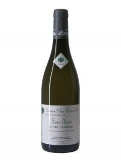 Saint-Aubin 1er Cru Les Charmois Domaine Marc Morey & Fils 2018 Bottle (75cl)