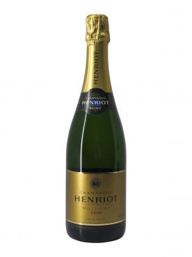 Champagne Henriot Millésimé Brut 2000 Bottle (75cl)