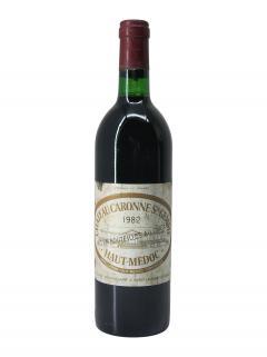 Château Caronne Sainte Gemme 1982 Bottle (75cl)