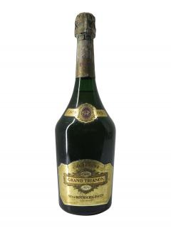 Champagne A. Rothschild Réserve Grand Trianon Brut 1979 Bottle (75cl)