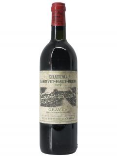 Château Larrivet Haut-brion 1979 Bottle (75cl)