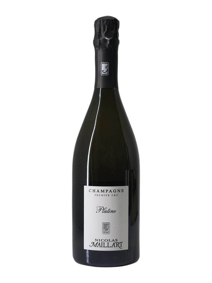 Champagne Nicolas Maillart Platine Brut 1er Cru Non vintage Bottle (75cl)