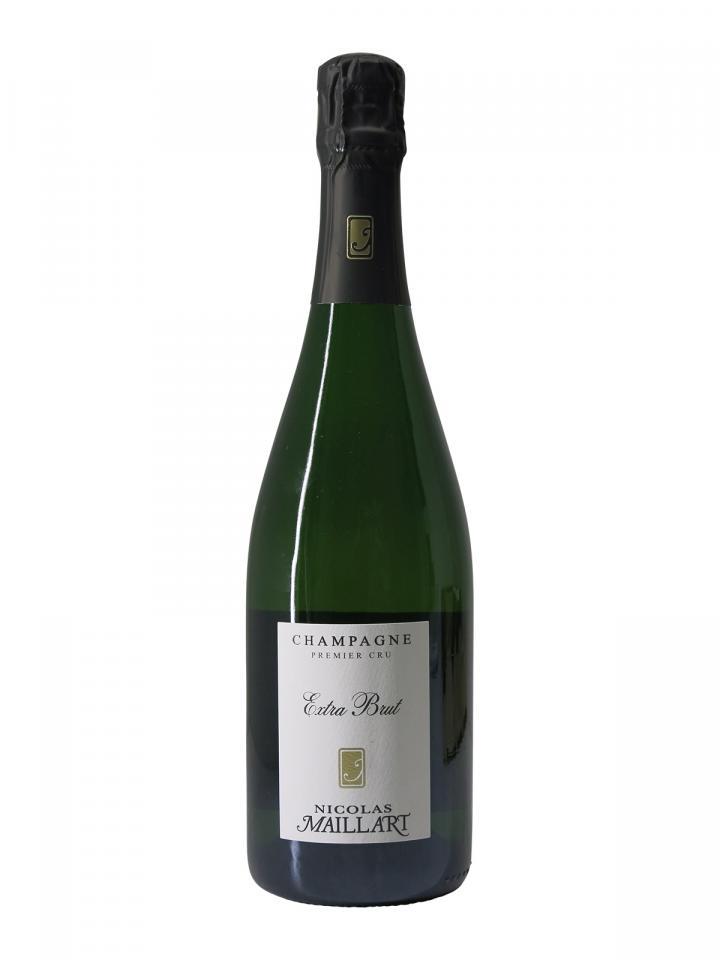 Champagne Nicolas Maillart Extra Brut 1er Cru Non vintage Bottle (75cl)