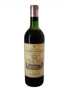 Château La Mission Haut-Brion 1960 Bottle (75cl)