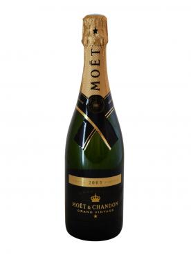 Champagne Moët & Chandon Grand Vintage Brut 2003 Bottle (75cl)
