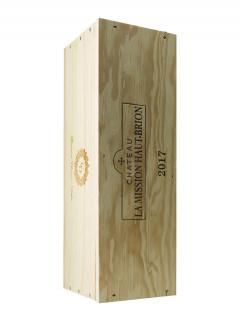 Château La Mission Haut-Brion 2017 Original wooden case of one magnum (1x150cl)