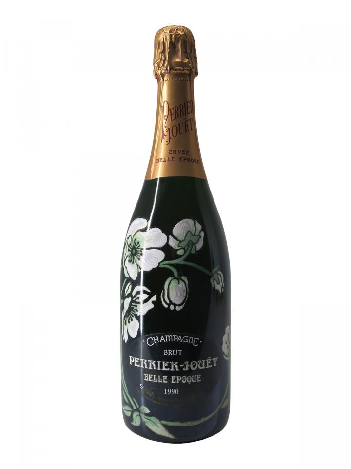 Champagne Perrier Jouët Belle Epoque Brut 1990 Bottle (75cl)