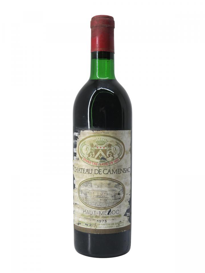 Château de Camensac 1973 Bottle (75cl)