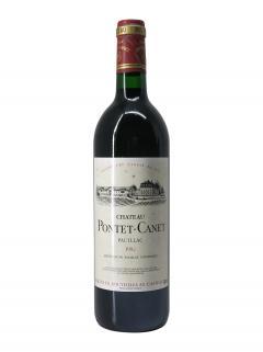 Château Pontet-Canet 1992 Bottle (75cl)