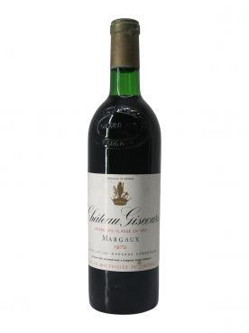 Château Giscours 1973 Bottle (75cl)