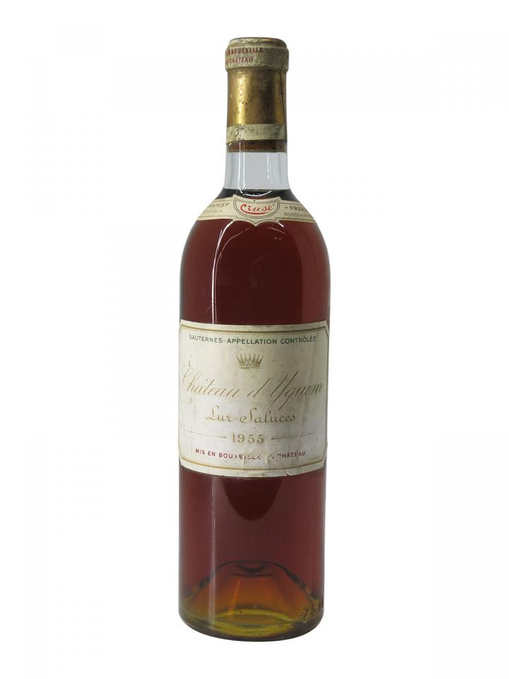 Château d'Yquem 1955 Bottle (75cl)