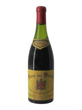 Chateauneuf-du-Pape Clos des Papes 1959 Bottle (75cl)