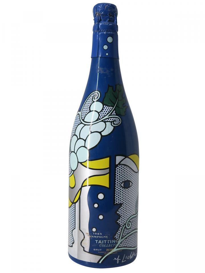 Champagne Taittinger Collection Lichtenstein Brut 1985 Bottle (75cl)