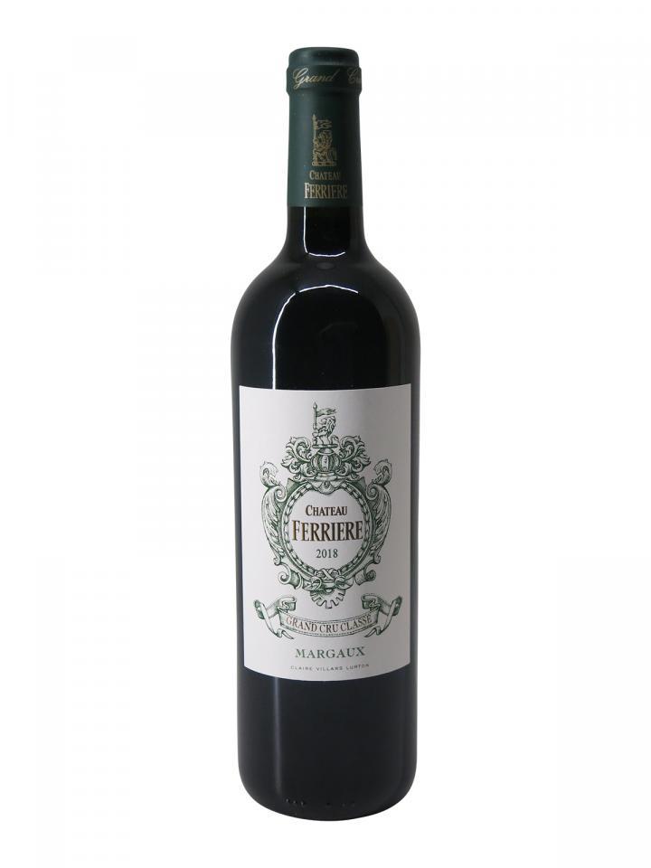 Château Ferrière 2018 Bottle (75cl)