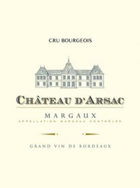 Château d'Arsac 2020 Magnum (150cl)
