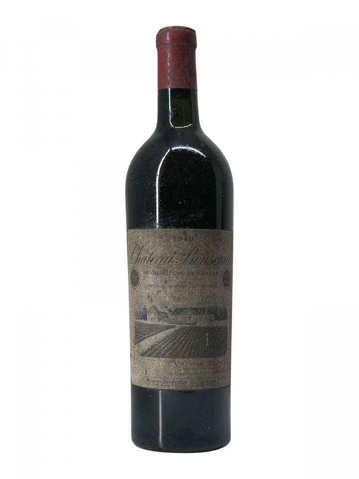 Château Bouscaut 1949 Bottle (75cl)