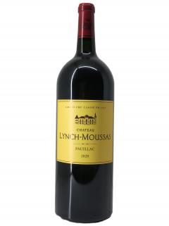 Château Lynch-Moussas 2020 Original wooden case of one magnum (1x150cl)