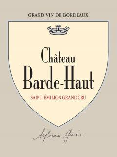 Château Barde-Haut 2020 Bottle (75cl)