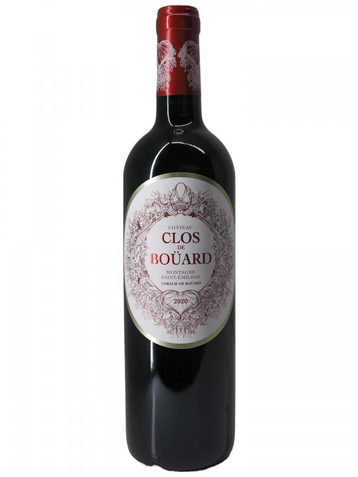 Château Clos de Boüard 2020 Bottle (75cl)