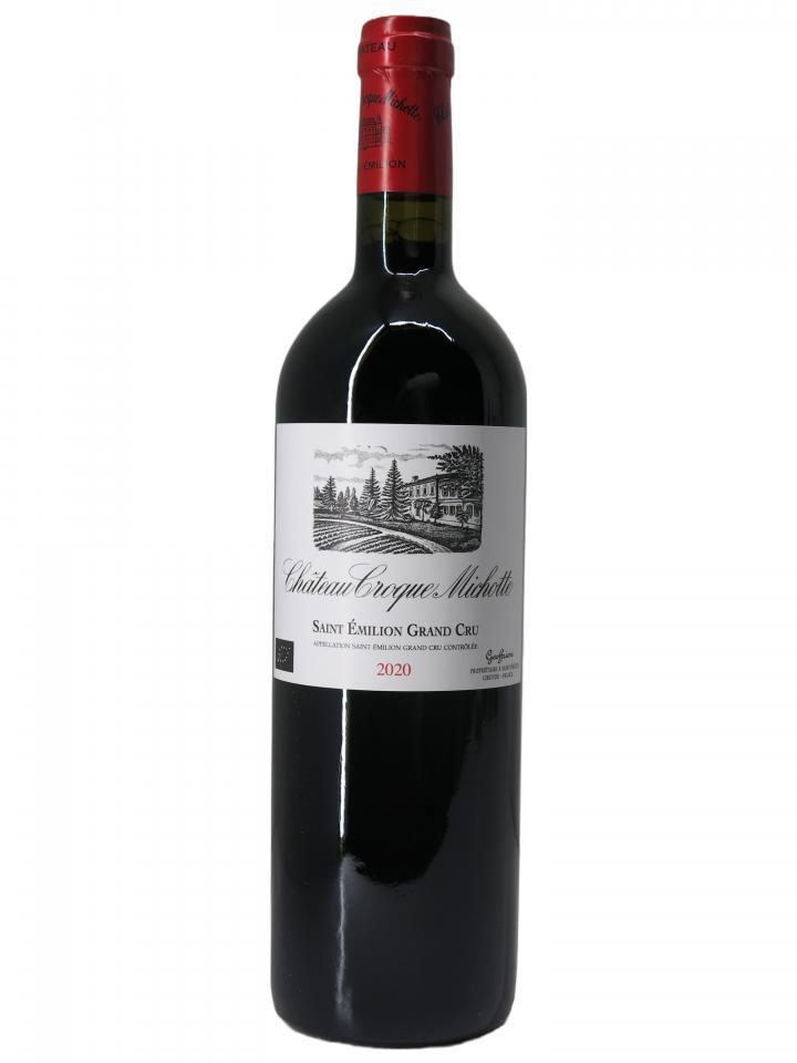 Château Croque Michotte 2020 Bottle (75cl)