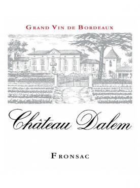 Château Dalem 2020 Original wooden case of one magnum (1x150cl)