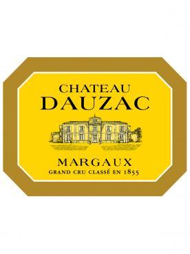 Château Dauzac 2020 Original wooden case of one magnum (1x150cl)