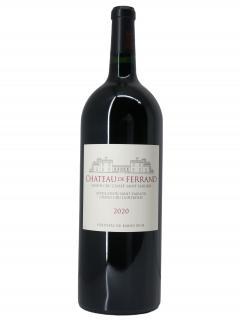 Château de Ferrand 2020 Original wooden case of one magnum (1x150cl)
