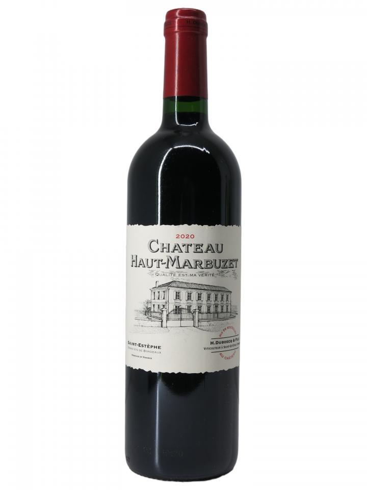 Château Haut-Marbuzet 2020 Bottle (75cl)