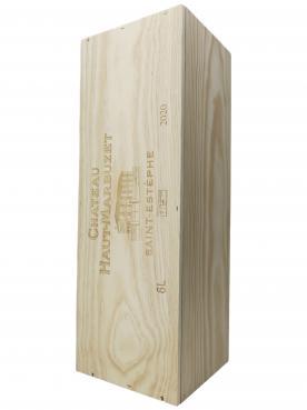 Château Haut-Marbuzet 2020 Original wooden case of one impériale (1x600cl)