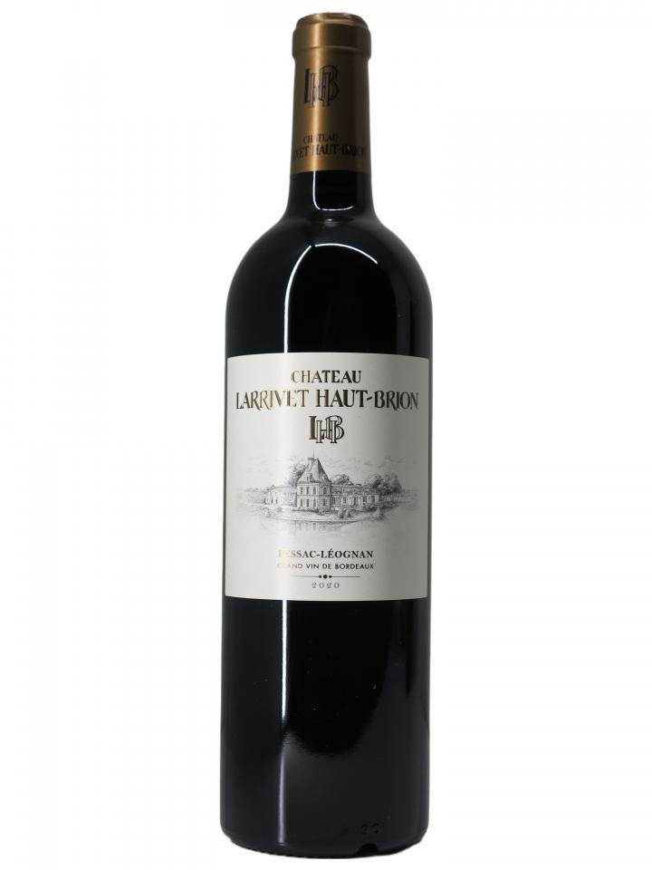 Château Larrivet Haut-brion 2020 Bottle (75cl)