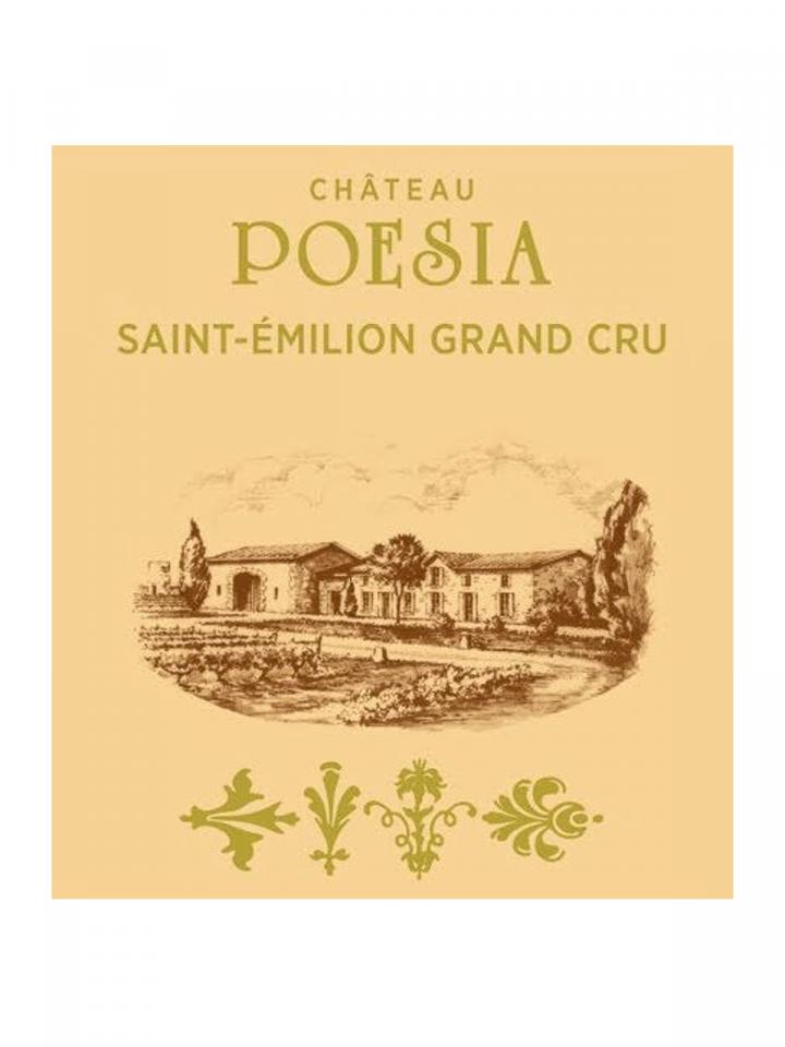 Château Poesia 2020 Magnum (150cl)