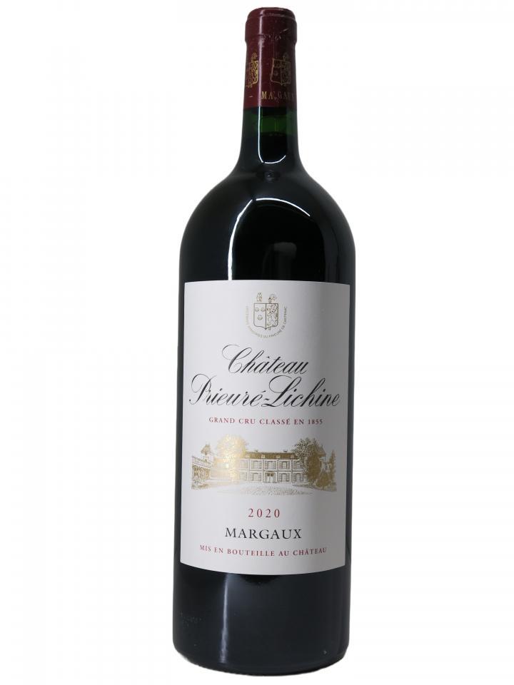 Château Prieuré-Lichine 2020 Original wooden case of one magnum (1x150cl)