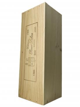 Château Prieuré-Lichine 2020 Original wooden case of one double magnum (1x300cl)